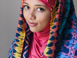 Tropical Island | Sisters in Hijab