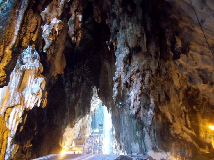 Пещеры Бату #Malaysia #batucaves #Kuala #kualaLumpur #Куала #КуалаЛумпур #пещерыБату #Малайзия