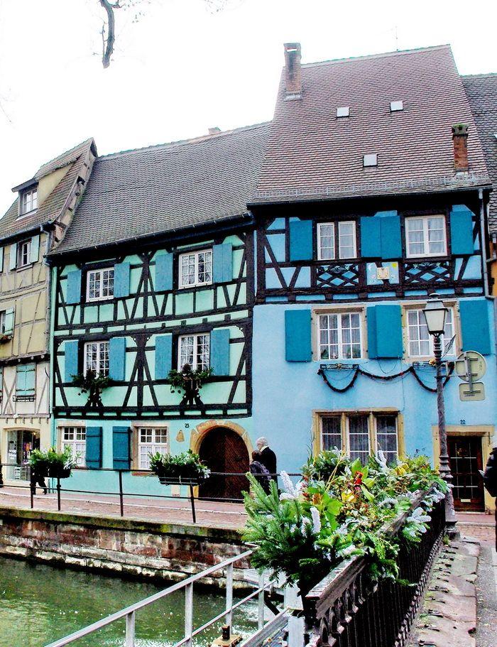 COLMAR - ALSACE - Paysages de notre Belle France par Guy Peinturier
