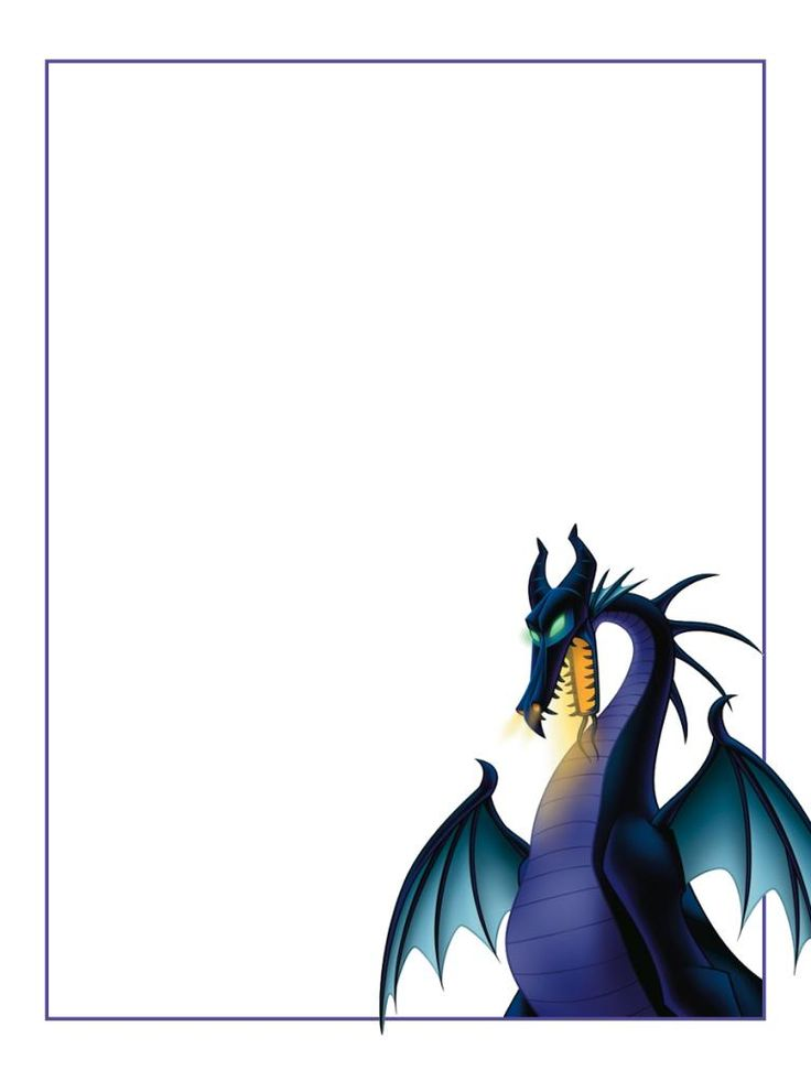 """Maleficent - Dragon - Project Life Journal Card - Scrapbooking ~~~~~~~~~ Size: 3x4"""" @ 300 dpi. This card is **Personal use only - NOT for sale/resale** Logo/clipart belongs to Disney. *** Click through to photobucket for more versions of this card ***"""
