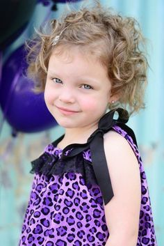 Kids Curly Hairstyles
