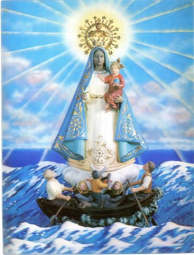 OUR Lady OF Aparecida Patroness OF Brazil 3D Lenticular 8x10 Poster | eBay