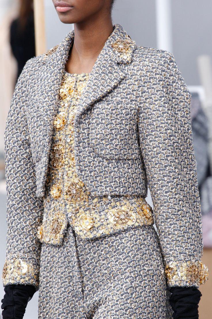 Chanel Haute Couture F/W 2016 // INSPIRATION // TUCSON FASHION WEEK #TUCSONFW