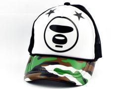 Kamuflaj Penta Burun Cap Şapka