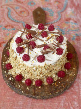 Summer Panettone Cake | Fruit Recipes | Jamie Oliver Recipes