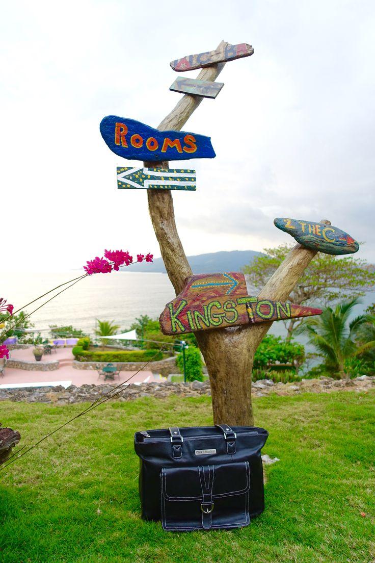 Beautiful views at Galina Breeze Hotel - off the beaten path in Jamaica