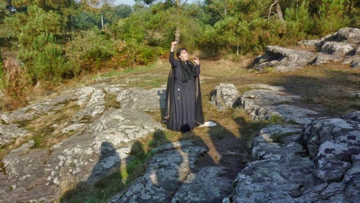 Lady Breizh - Les Tribulations d'une Bigoudène: Dans les contrées de Brocéliande