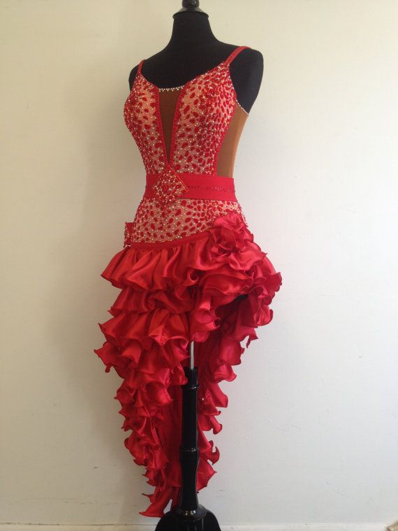 ACT FAST DANCE Dress on Sale only one in by DesignByNatasha