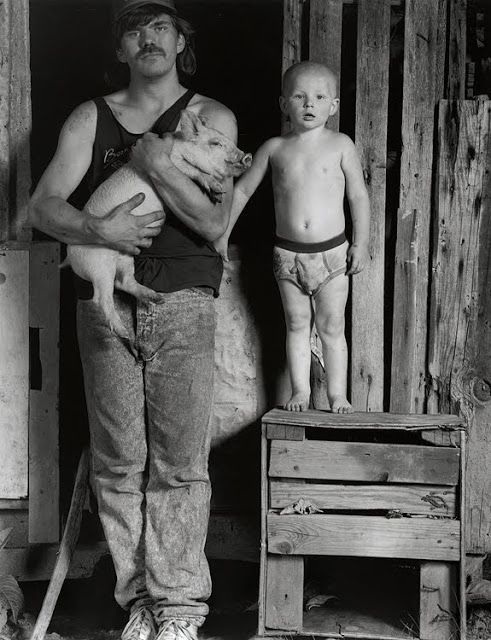 anthony luke's not-just-another-photoblog Blog: Photographer Shelby Lee Adams' Appalachia