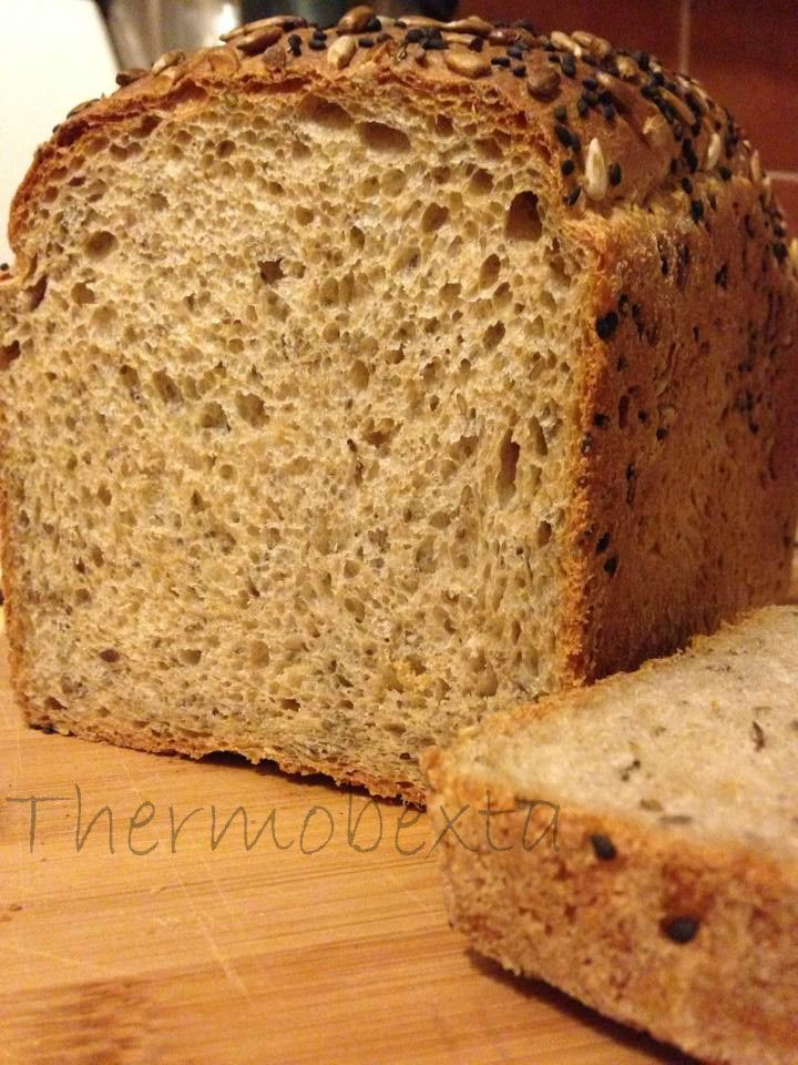 I love the bread making process. I love trying different mixes of ingredients and have done an awful lot of experimenting with it over the past few years. Bread was one of the first things I stop...