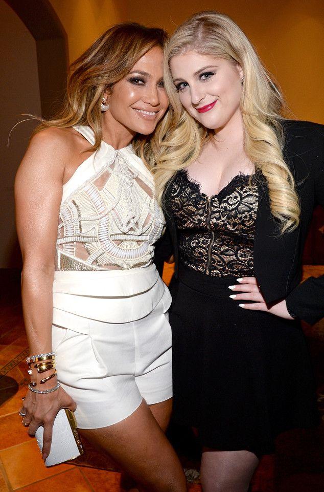 Jennifer Lopez, Meghan Trainor