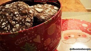 DIN SERTARUL CU REȚETE: Fursecuri de ciocolată