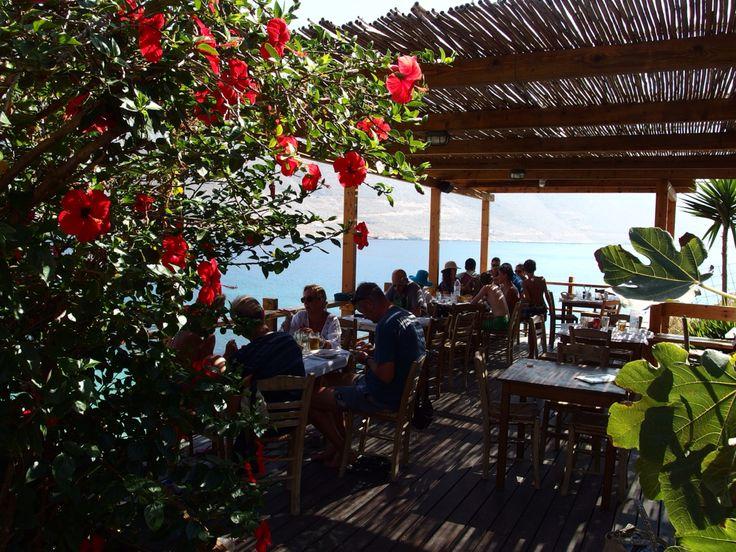 Beautiful Tavern Amorgos