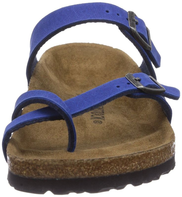 Birkenstock Classic MAYARI VEGAN Damen Zehentrenner: Amazon.de: Schuhe & Handtaschen