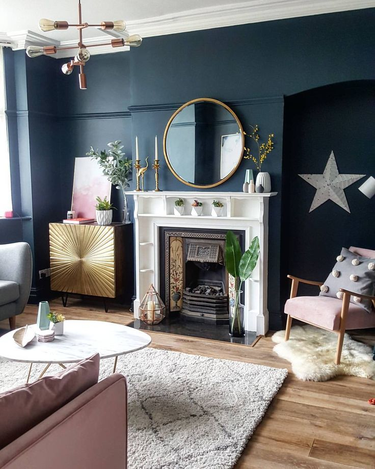 "352 Likes, 53 Comments - My Edwardian House Renovation (@my_london_home) on Instagram: ""Look at all my faux plants! When it comes to plants, I'm all about the fakery. I honestly cannot…"""