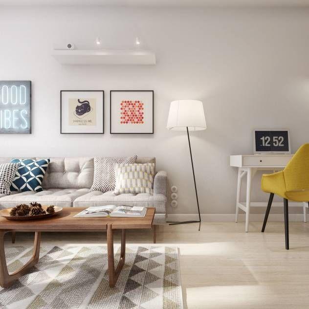 ¿Tienes un piso pequeño y no sabes como aprovechar el espacio para decorarlo? No te preocupes, te vamos a dar unos consejos que te vendrán genial.