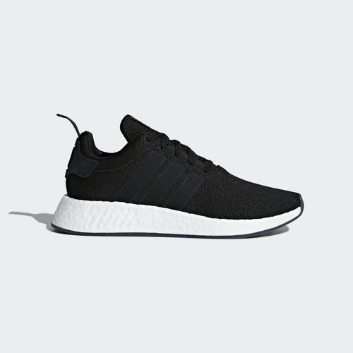 93d94c3d6 Adidas Originals Nmd R2 Black White Clear Boost New Limited Men Running  CQ2402