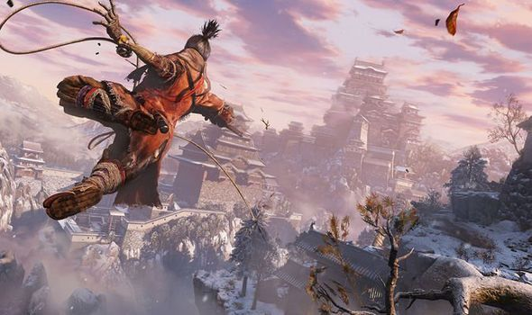 Sekiro Shadows Die Twice Ps4 Review Prepare To Die A Lot More