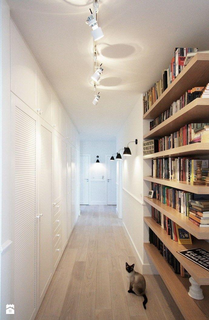 Apartament skandynawski - zdjęcie od Soma Architekci - Hol / Przedpokój - Styl Skandynawski - Soma Architekci