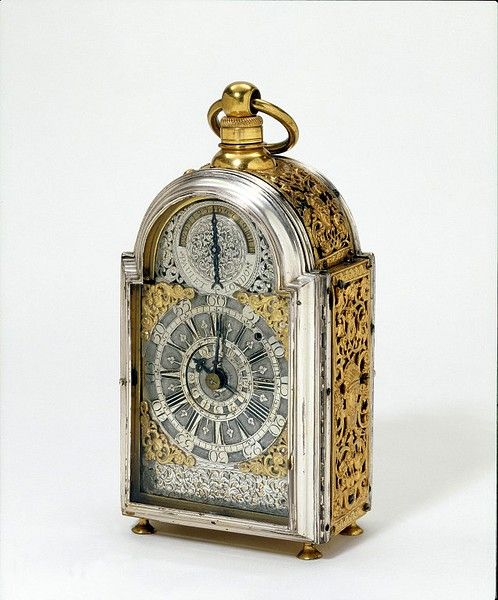 Bracket Clock Paulet, 1710, The Victoria & Albert Museum