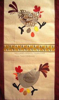Wellamo-opiston käsityöblogi - Taitavin käsin: Iloista Pääsiäistä