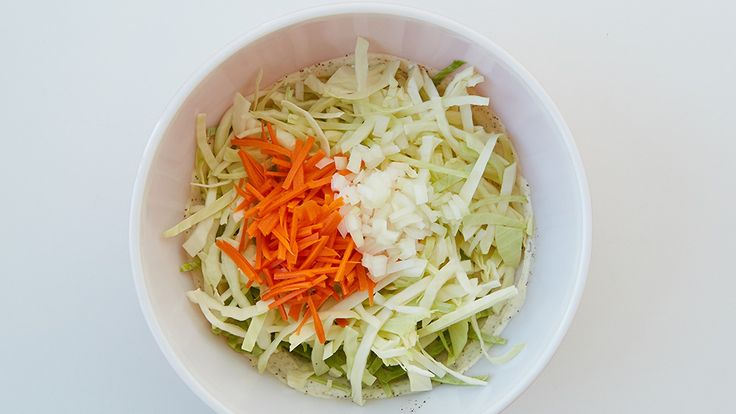 Skip the deli! Making coleslaw at home is much more rewarding than buying it pre-made from the grocery store.