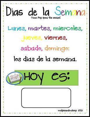1000+ ideas about Preschool Spanish Lessons on Pinterest ...