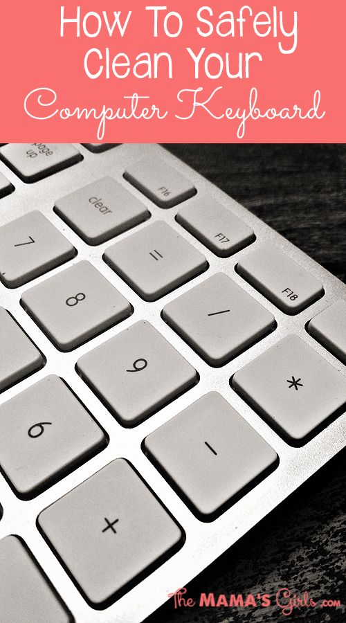 Computer Keyboard Cleaning Tips