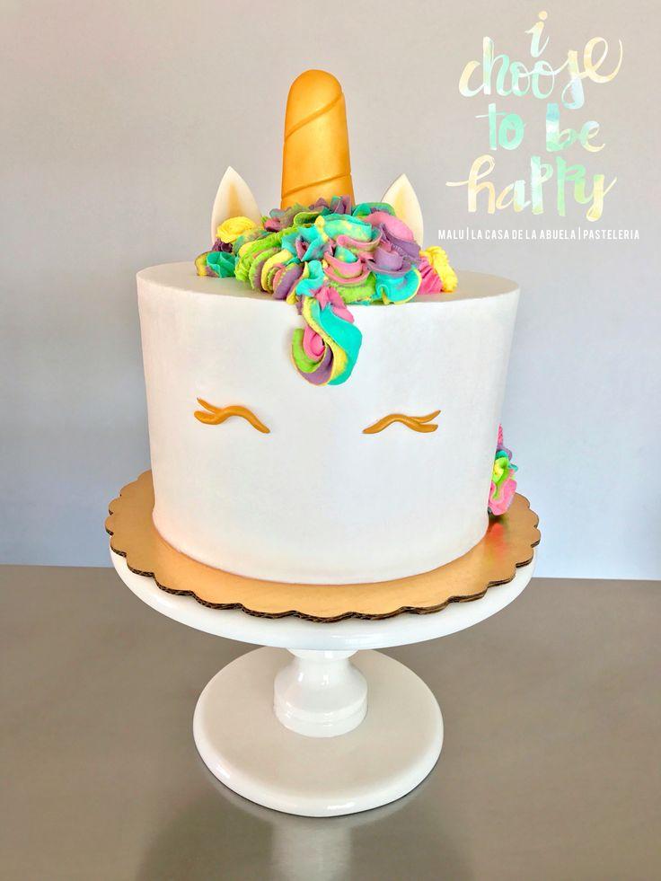 Unicorn Cake [pastel Unicornio]