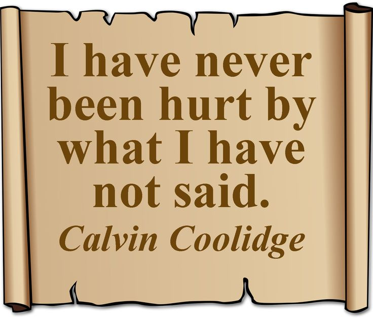 Calvin Coolidge #quote