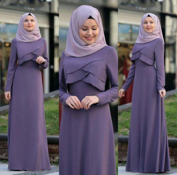 Latest Fashion Cape Style Abaya with Hijab Fashion – Girls Hijab Style & Hijab Fashion Ideas