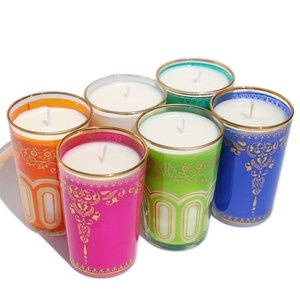 Moroccan Tea Candles Set Asst now featured on Fab.
