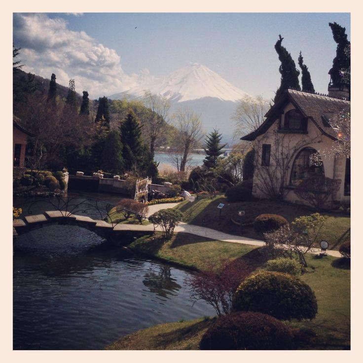 Music box museum.. Mt.Fuji, Japan