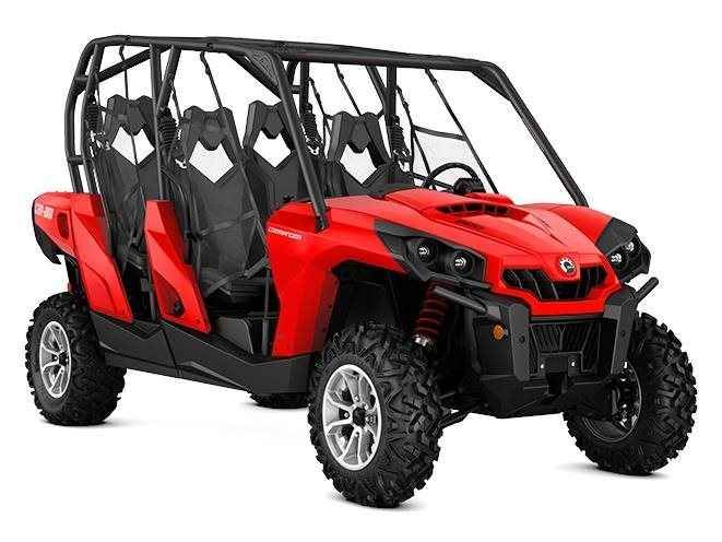 "New 2017 Can-Am Commanderâ""¢ MAX DPSâ""¢ 800R ATVs For Sale in Colorado. FLEXIBILITY TO CUSTOMIZE WITH THE COMFORT OF DPS Get the flexibility to customize your machine the way you want it, with the control of the Tri-Mode Dynamic Power Steering (DPS)."