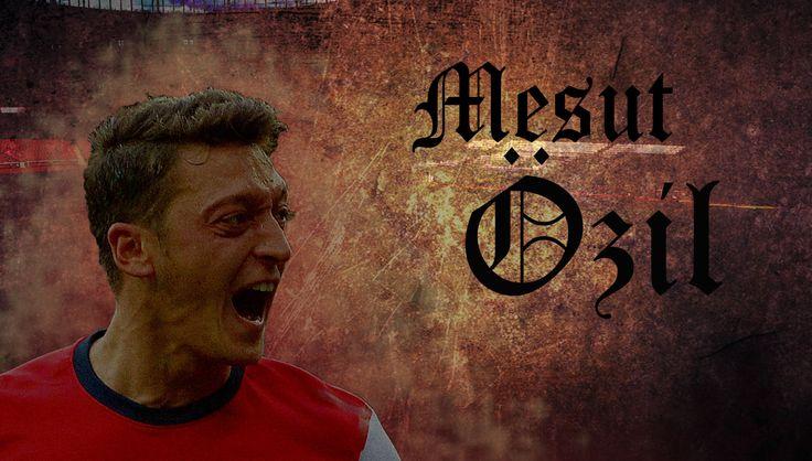 Mesut Özil - Wallpaper