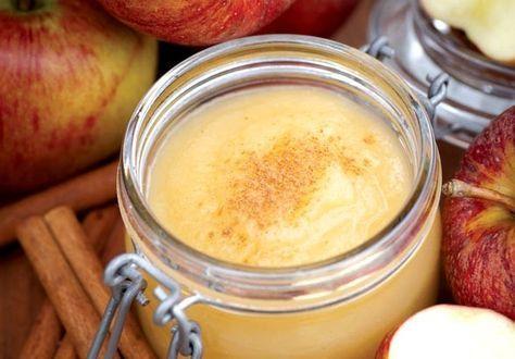Homemade Honeycrisp Applesauce