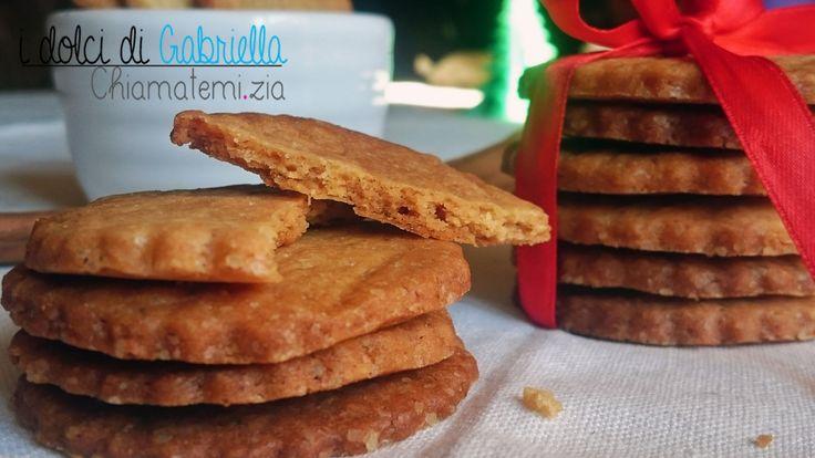 Speculoos - biscotti alla cannella