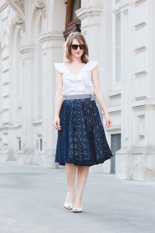 power white modestil trends huebsche kleider