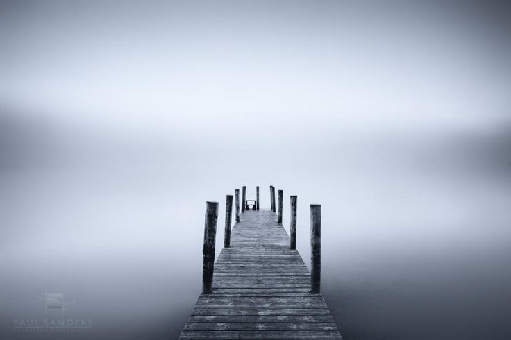 Ashness Jetty on Derwent Water with pre-dawn mist rolling over the lake @Fujifilm_UK XT-1 #LakeDistrict #England