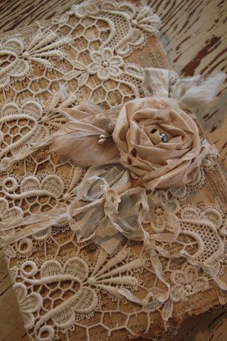 Wedding journal  byLori Oles