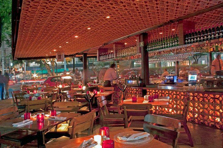 La Nonna Restaurant by CheremSerrano in Mexico City