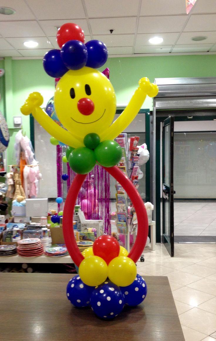 Super Oltre 25 fantastiche idee su Decorazioni con palloncini su  DF51