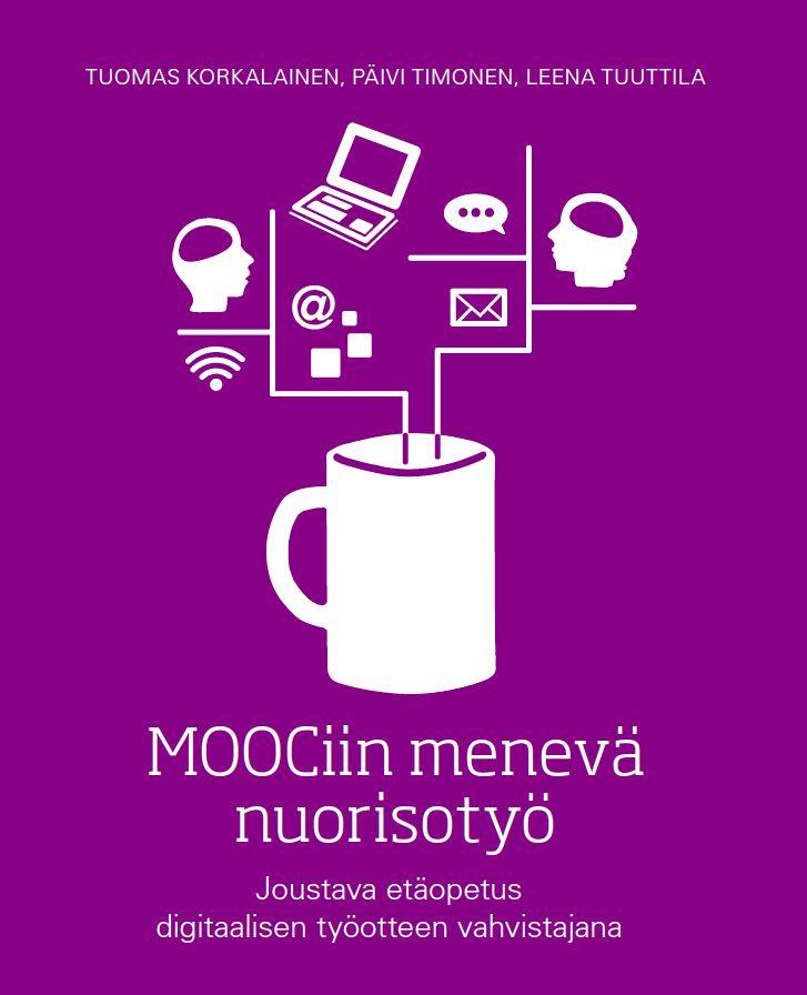 Tämä mikrokirja johdattaa sinut modernin etäopetuksen maailmoihin ja siihen, miten tällaisen opetuksen keinoin voidaan vahvistaa nuorisotyöntekijöiden digitaalisia taitoja ja työotetta.