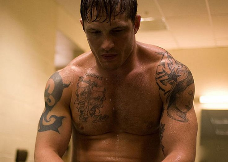 "Tom Hardy Says He's ""Damaged His Body"" With So Many Movie Transformations"