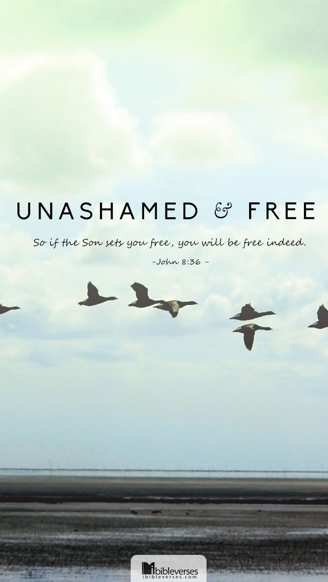 """The world defines freedom as a life without any restraint — """"I can do anything I want to do and say anything I want to say without anybody telling me what to do...Read More at http://ibibleverses.christianpost.com/?p=17127  #devotional"""