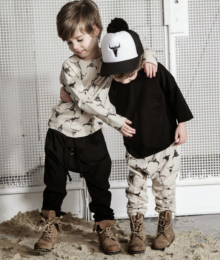 Kloo by Booso SS15 modern & urban kid's fashion collection