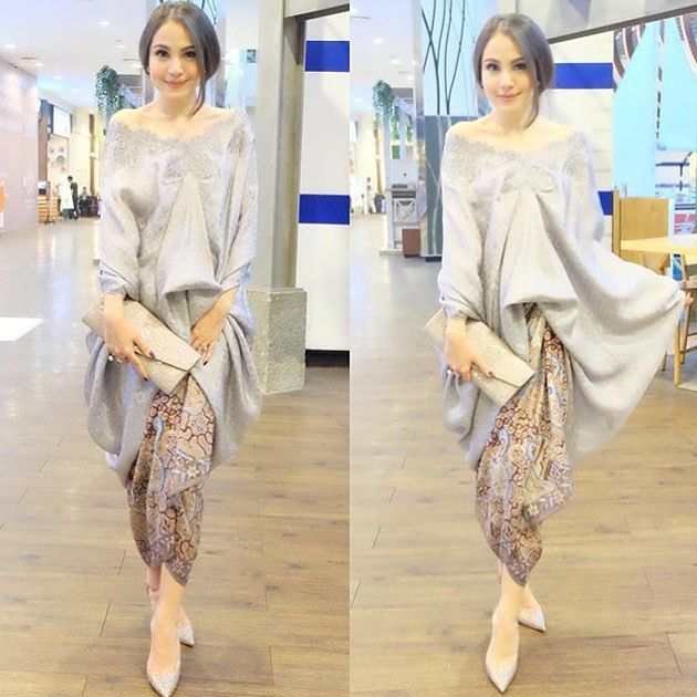 The social media darling with a love for Indonesian traditional attire…