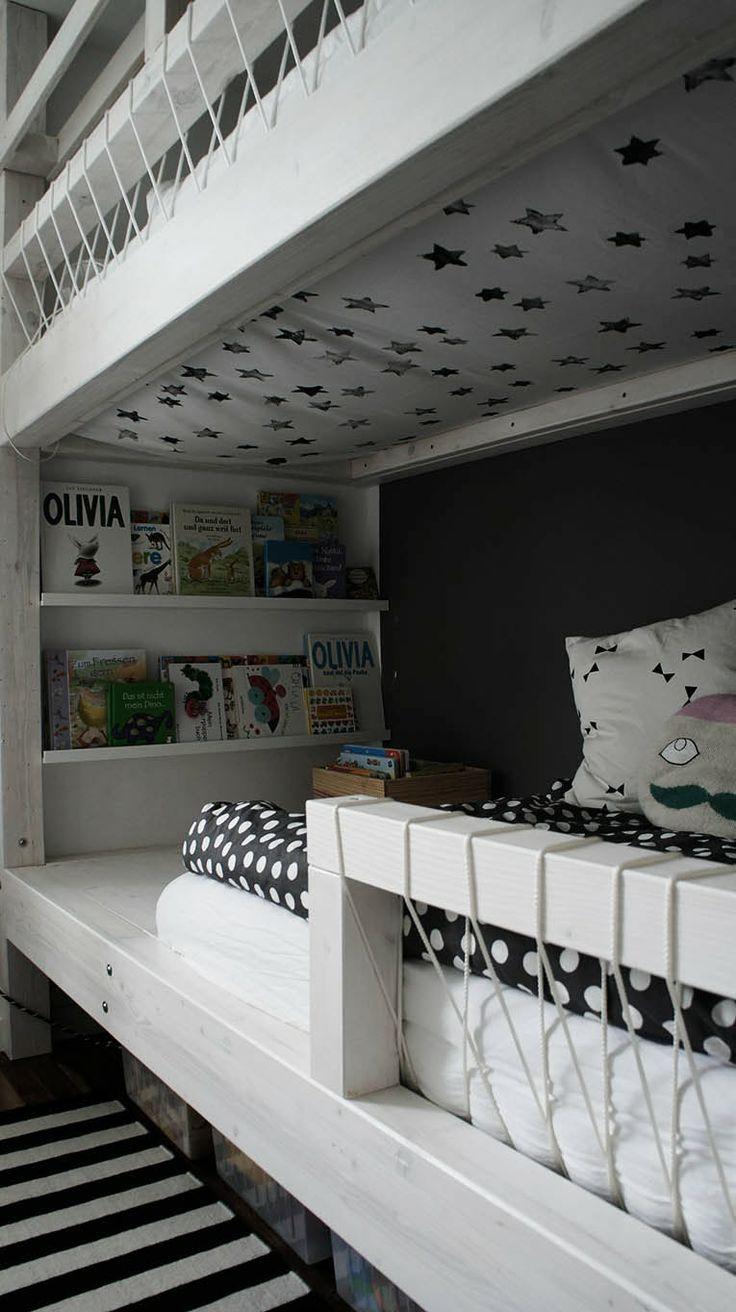 8x de leukste stapelbedden en hoogslapers voor in de kinderkamer - Roomed   roomed.nl
