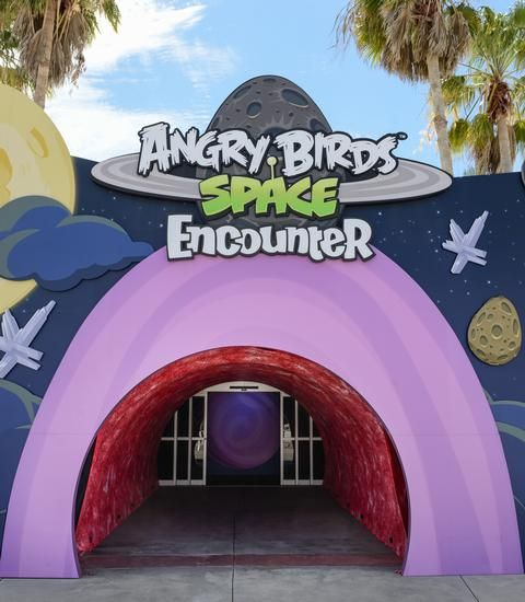 52 best angry birds space images on pinterest angry birds angry rovio opens angry birds space encounter exhibit after announcing global theme park plans voltagebd Images