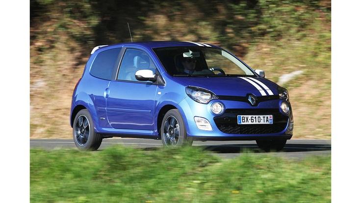 Renault Twingo 2012.   Décembre 2011, Bilbao (Spain).